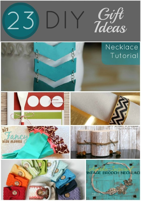 23 Diy Gifts To Make