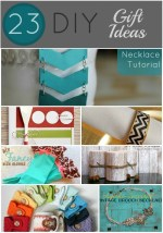 Great Ideas — 23 DIY Gifts to Make!!
