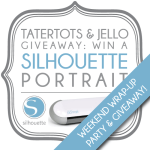 Weekend Wrap-Up Party — And Silhouette Portrait Giveaway!