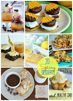 Great Ideas — 20 Delectable Spring Desserts!!