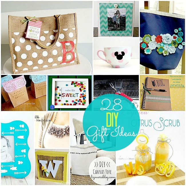 28 diy gift ideas to make at tatertots and jello