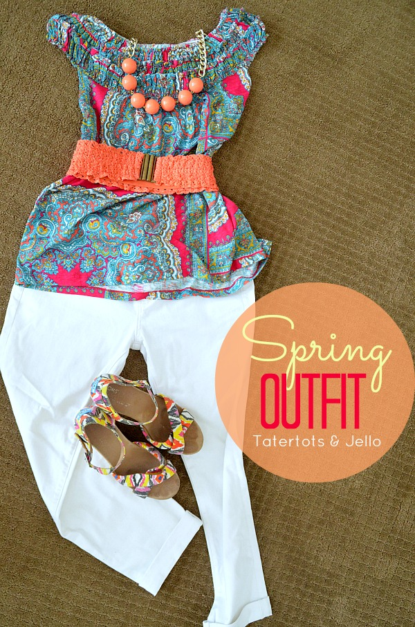 Spring outfit 2013