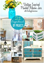 Great Ideas — 21 DIY Projects to Inspire (Part 1)!!