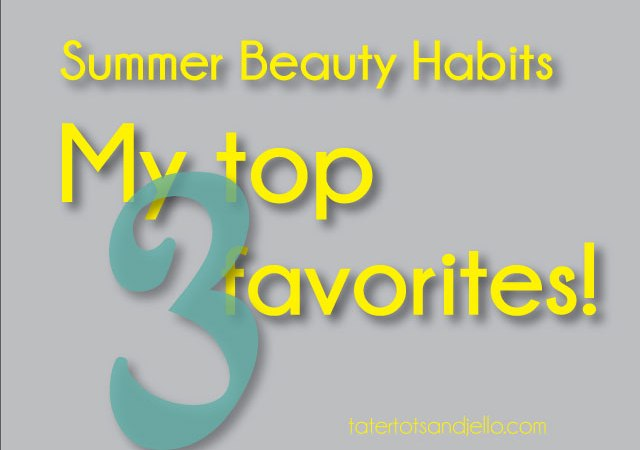 My Summer Beauty Favorites (and how you can win $500)!