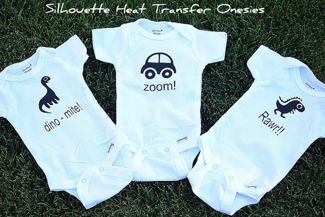 heat transfer onesies
