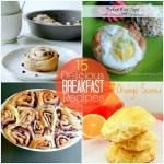 Great Ideas — 15 Delicious Breakfast Recipes