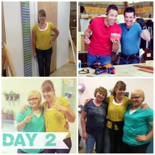 day 2 collage