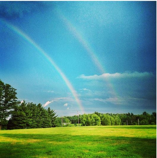 krylon double rainbow