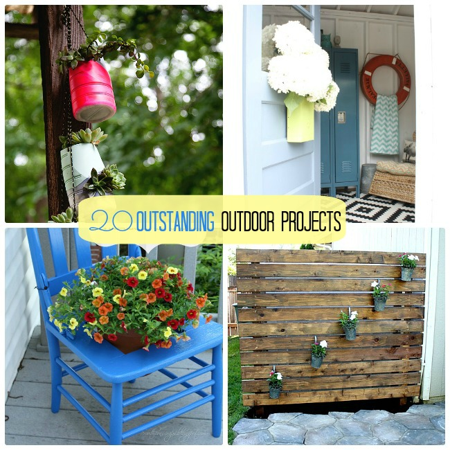 outstanding outdoor projects