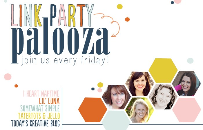 Link Party Palooza and Three Amazing Giveaways!!!