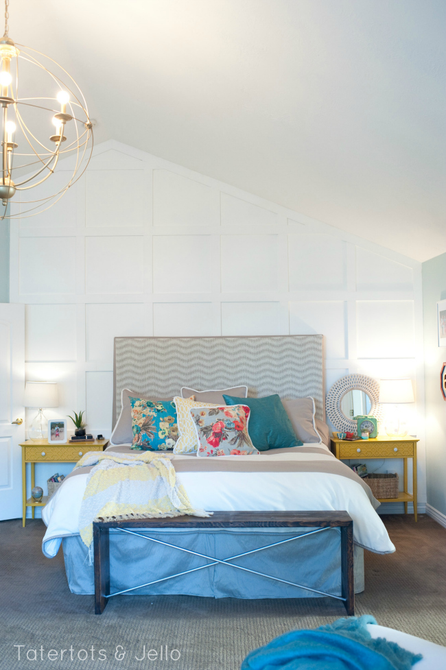 master bedroom 30 day makeover at tatertots