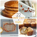 Great Ideas — 22 Pumpkin Projects & Recipes!