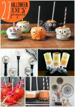 great ideas 27 diy happy halloween projects - Diy Halloween Projects