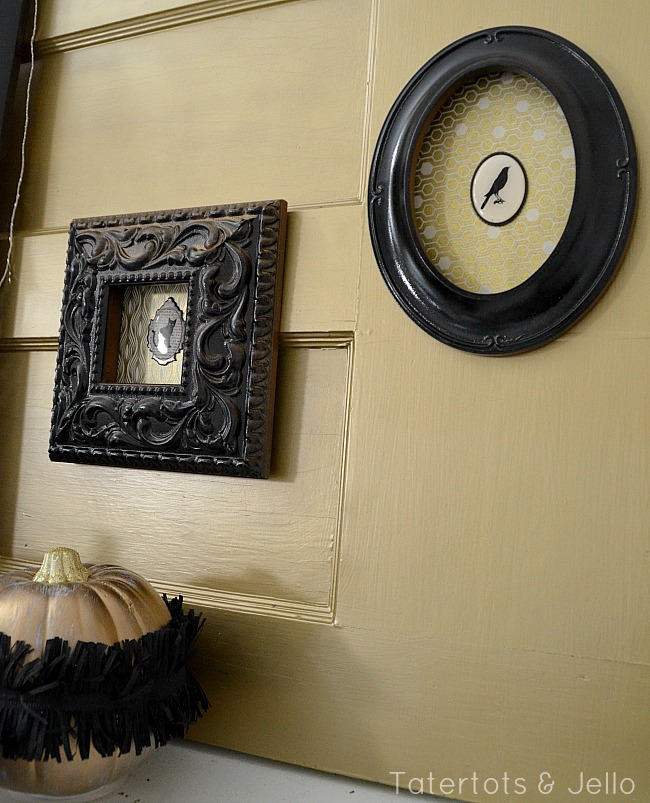american crafts framed embellishments