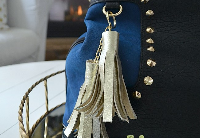 How to Make Leather Tassels (DIY Gift Idea)