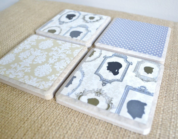 silhouette.coasters