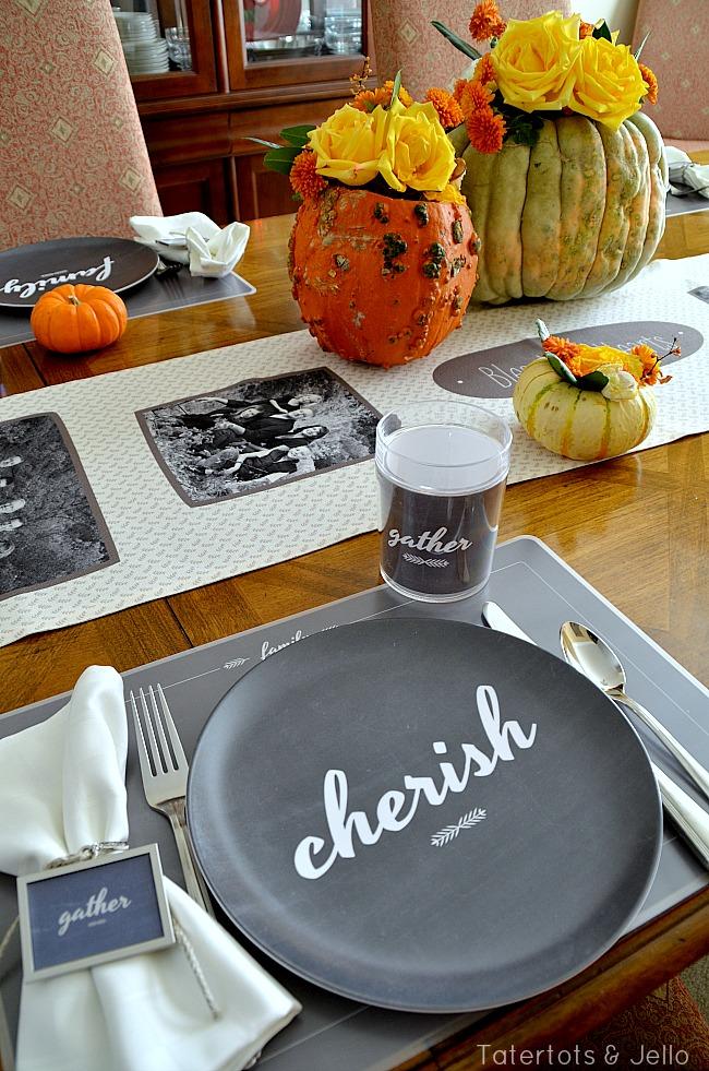 thanksgiving free printables at tatertots and jello