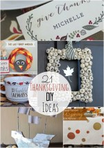 Great Ideas — 21 Terrific Thanksgiving Projects!