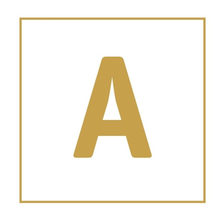 christmas-tag-coasters-alphabet-a