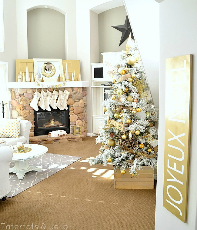 Holiday Home Design Ideas: Christmas Home Decor Ideas