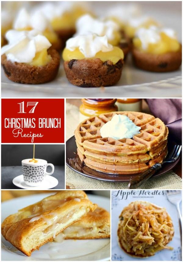 Great Ideas 17 Christmas Brunch Recipes!