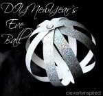 Happy Holidays: DIY New Year's Eve Ball