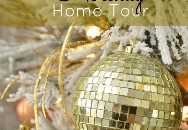 Tatertots and Jello Holiday Home Tour!