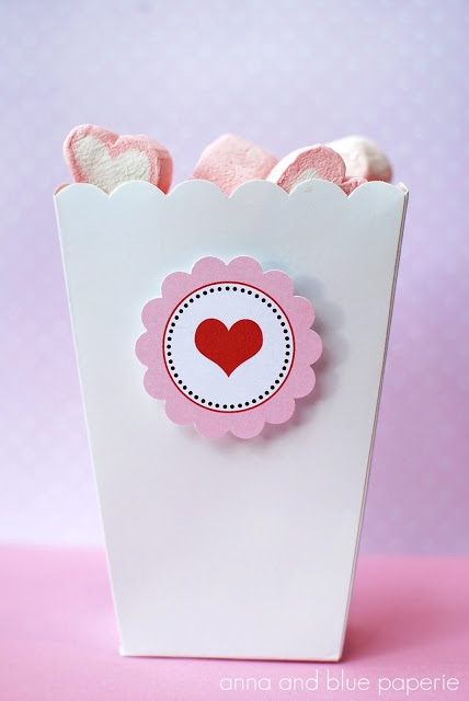 anna and blue paperie valentine box logo