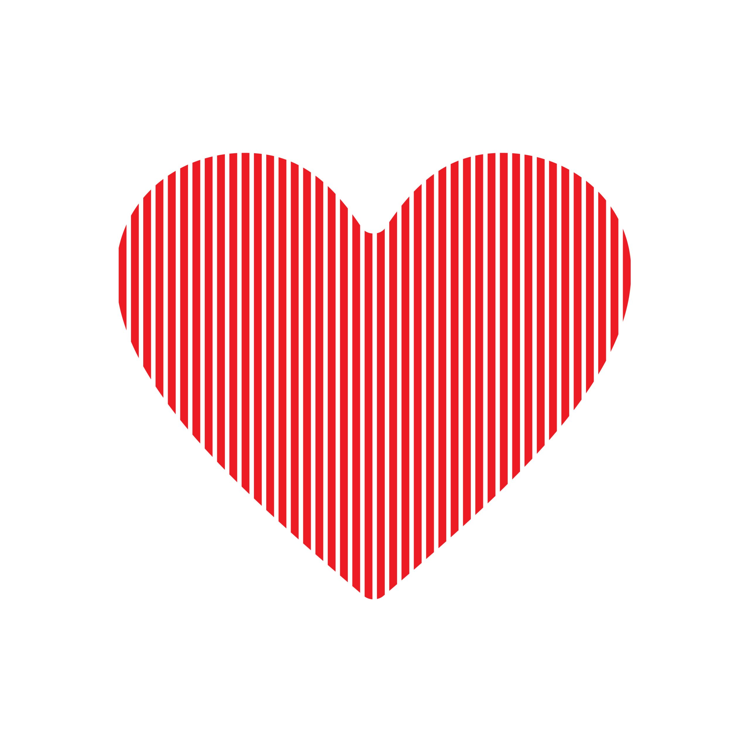 Valentine S Day Patterned Heart Printables Shutterflydecor