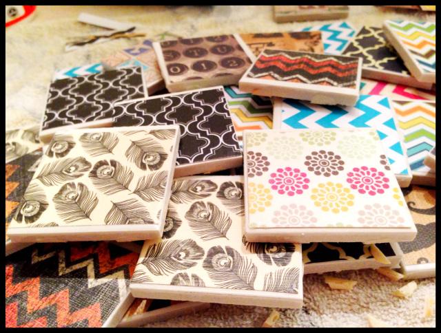 patterned magnets