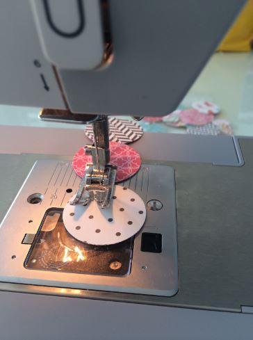 sewing the circles