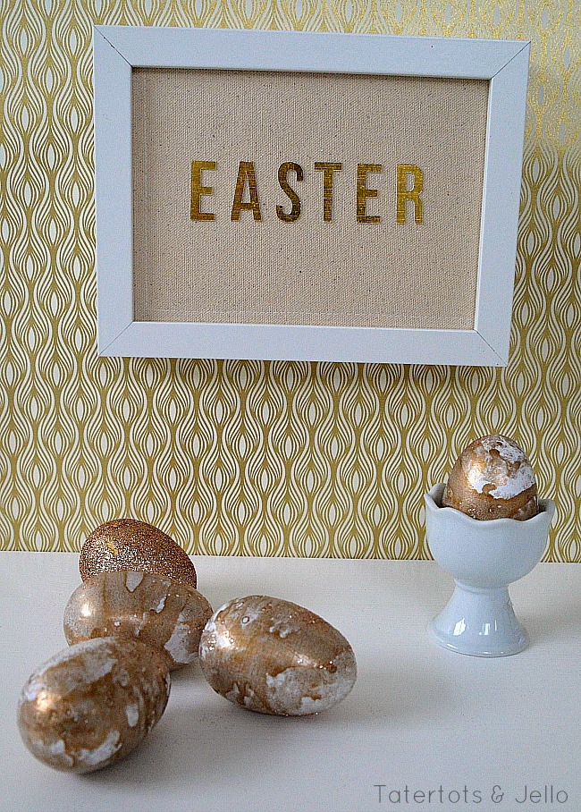 marbled easter egg tutorial at tatertots and jello