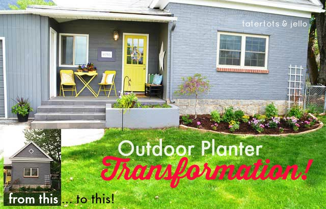 Easy Outdoor Transformation #LowesCreator