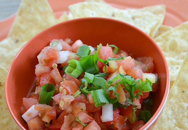 My Favorite Pico De Gallo Recipe!