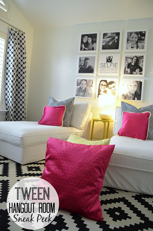 Tween Hangout Room  Sneak Peek