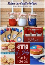 Great Ideas — 20 Fourth of July Party Ideas!