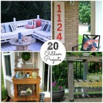 Great Ideas — 20 DIY Outdoor Summer Projects!
