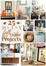 Great Ideas — 25 DIY Home Fall Projects!