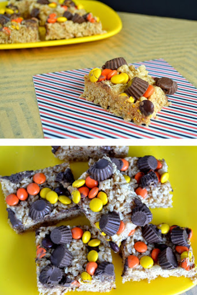 Loaded PB Treats