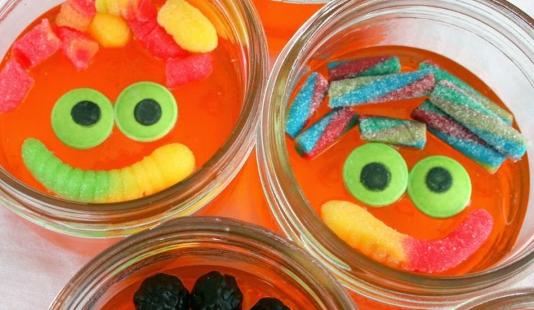 Great Ideas — 23 Halloween Party Recipes!