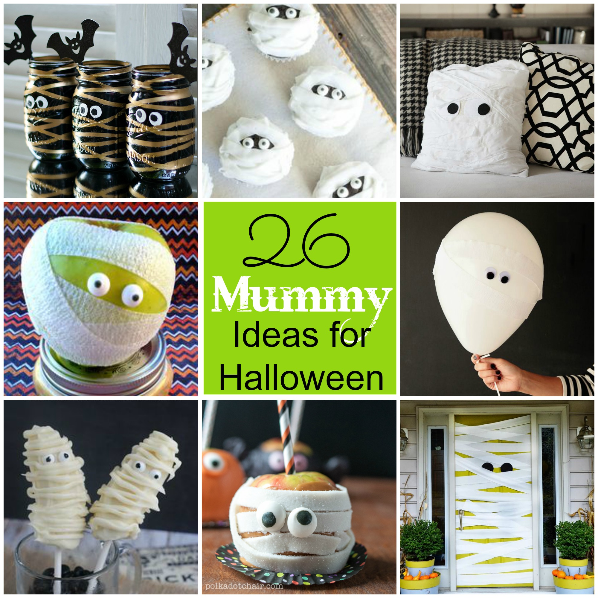 26 Mummy Ideas For Halloween