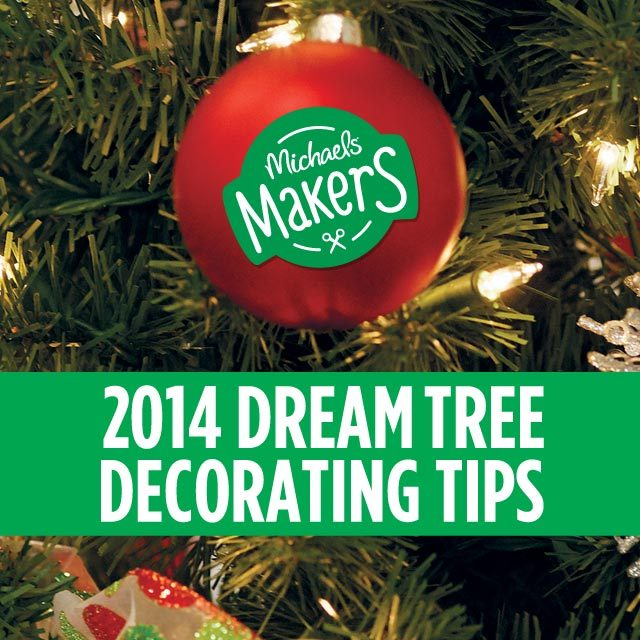 tree decorating tips creative