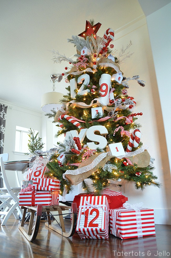 Christmas Tree Decorating Tips TagATree Tatertots And