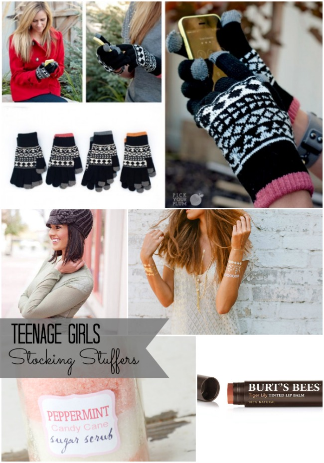 teenager girl stocking stuffers ideas at tatertots and jello
