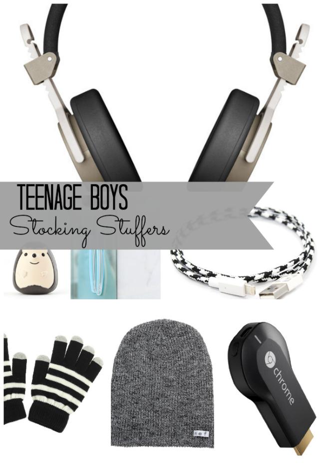 ttenage boys stocking stuffers at tatertots and jello