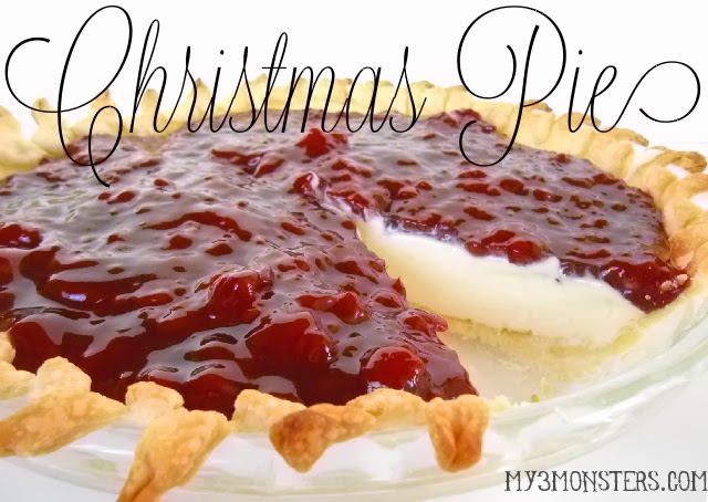 Christmas Pie titled