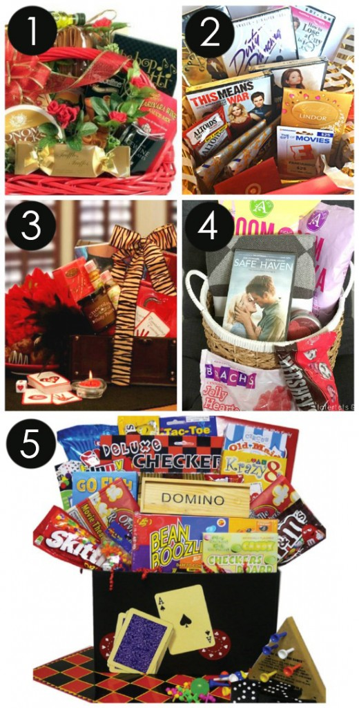 Date Night Baskets 1-5