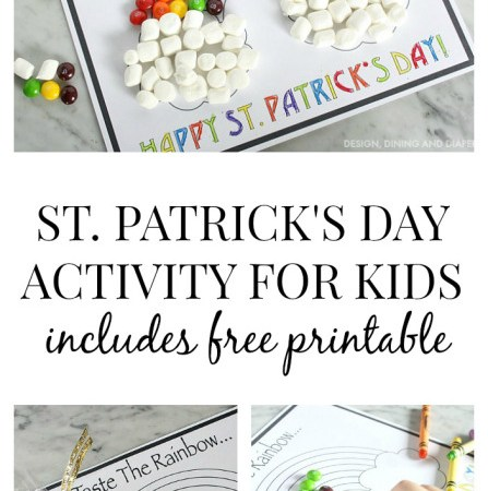 St. Patrick's Day Activity For Kids