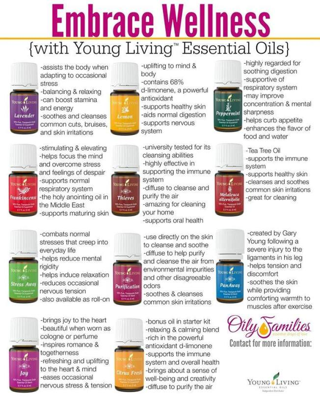 what oils are good for