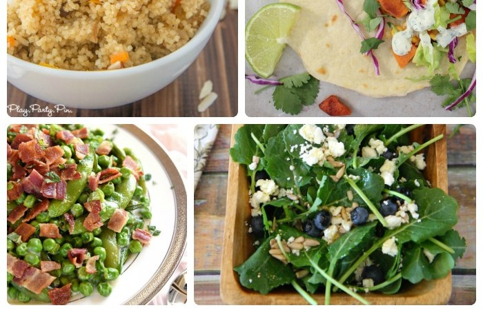 Great Ideas — 22 Tasty Spring Recipes!